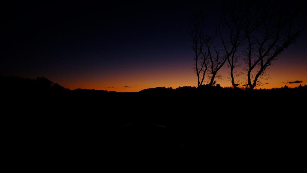 夜景の美しい「ミュアヘッド・フィールズ」