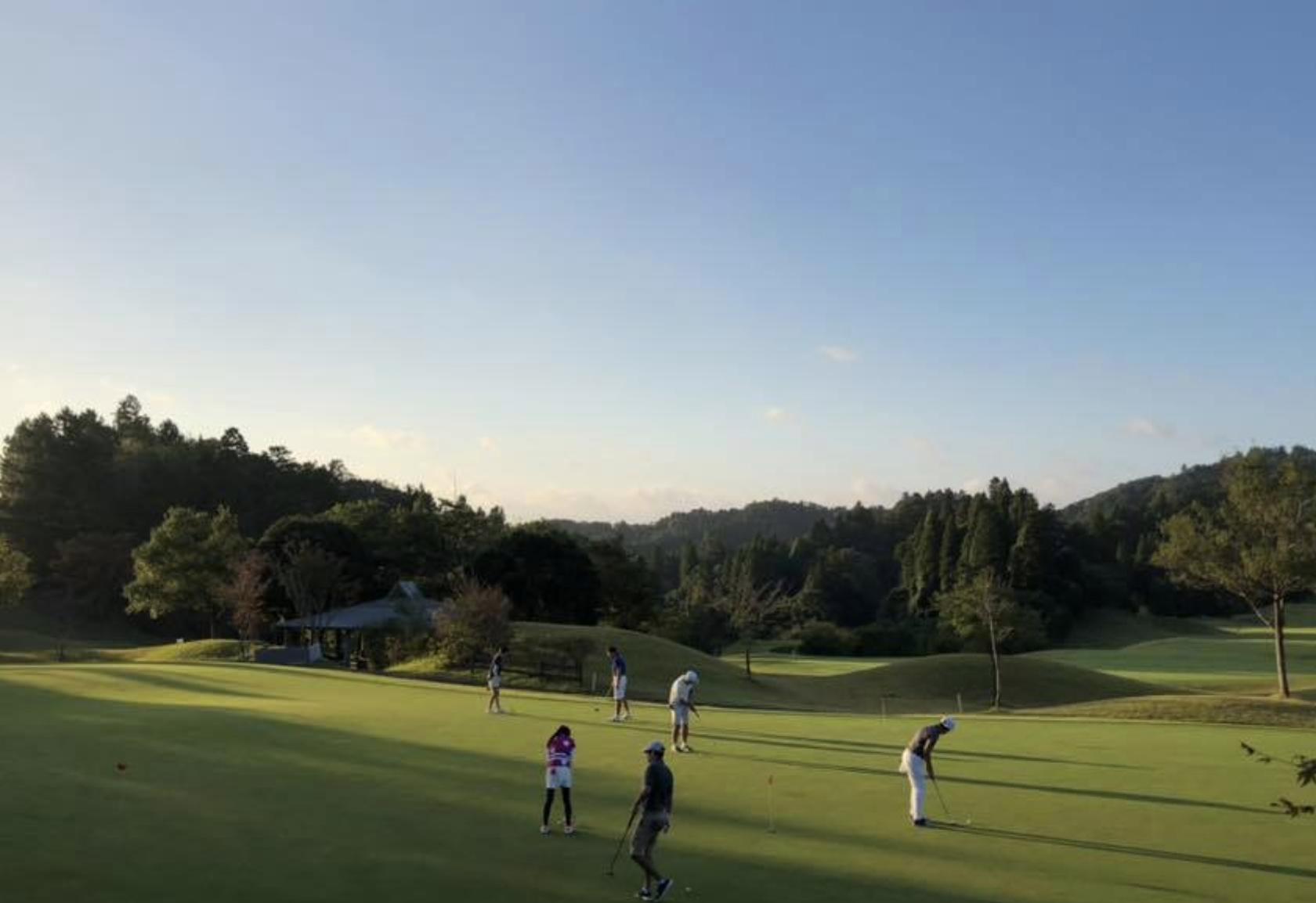 ジュニアゴルフ  4