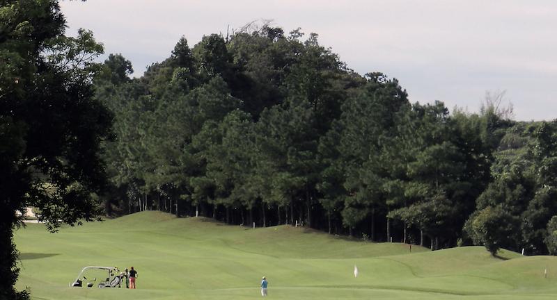 ジュニアゴルフ  1