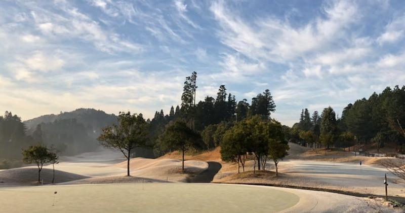 シニアゴルフと健康 2