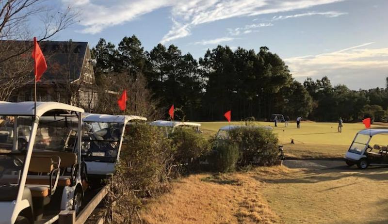 シニアゴルフと健康 3