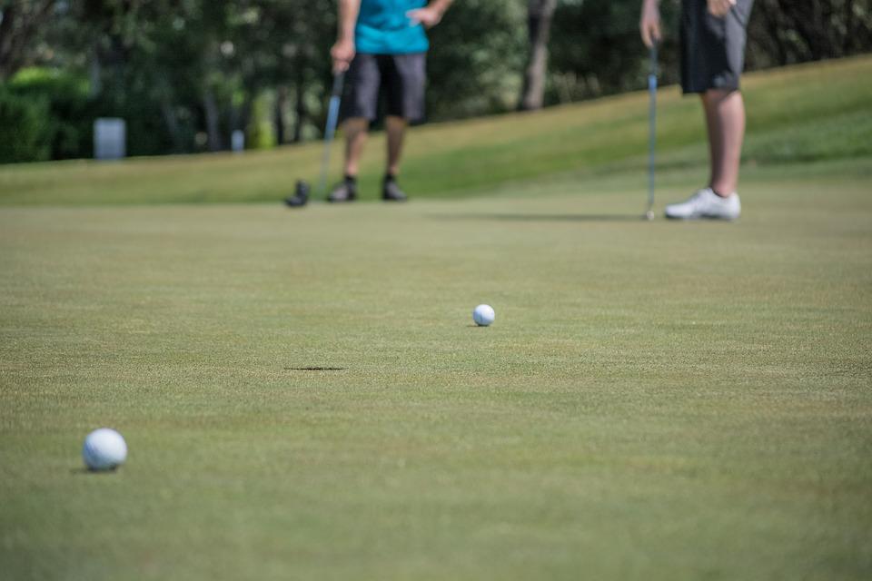 MFのゴルフコース